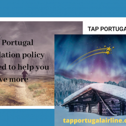 Tap Portugal cancellation policy described to help you save more | Visual.ly