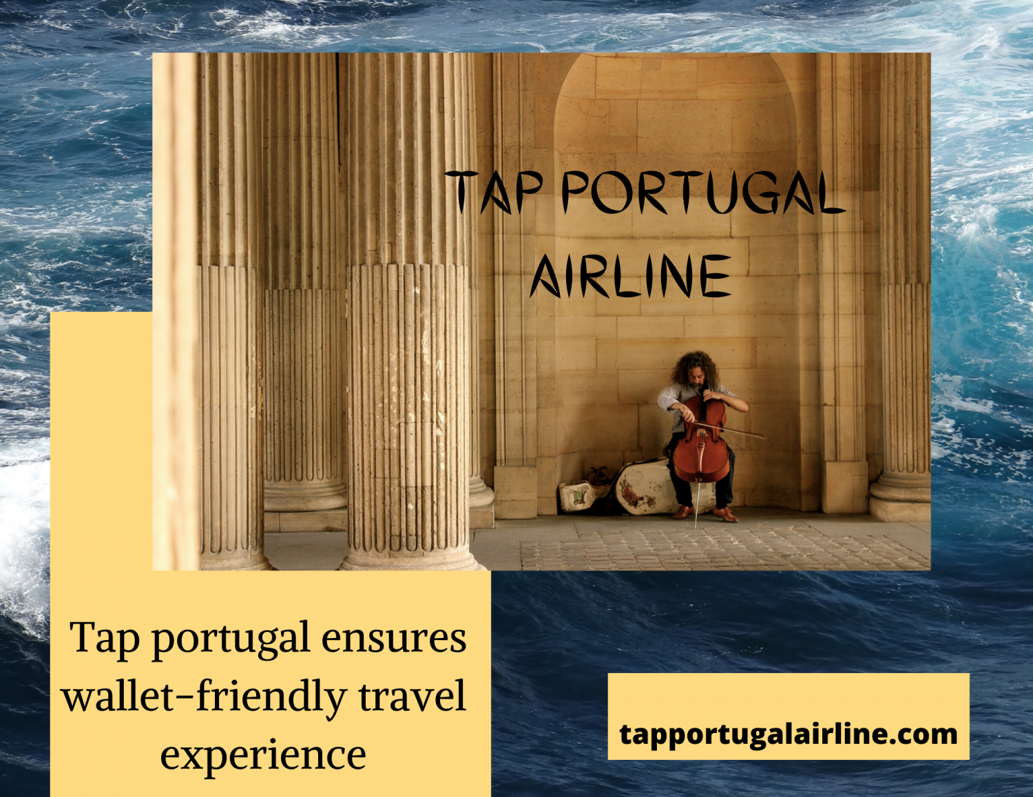 Tap portugal ensures wallet-friendly travel experience Infographic