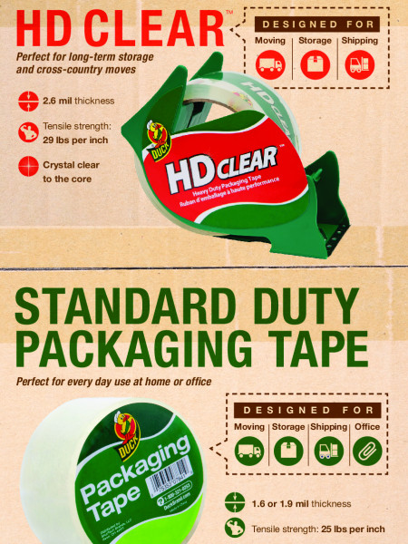 Tape Technology: A Buyer's Guide Infographic