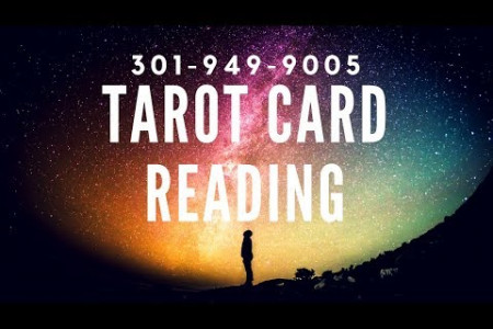 Tarot Card Readings Silver Spring Maryland 301-949-9005 Infographic