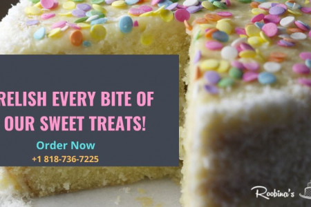 Tastiest and the Best Cakes Near Me in Los Angeles Infographic