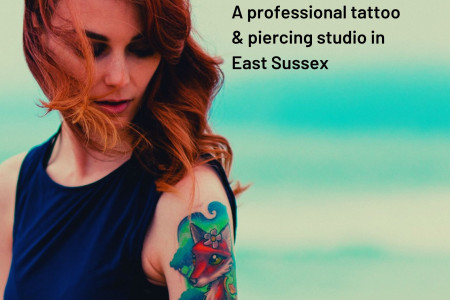 Tattoo Studio in East Sussex Infographic