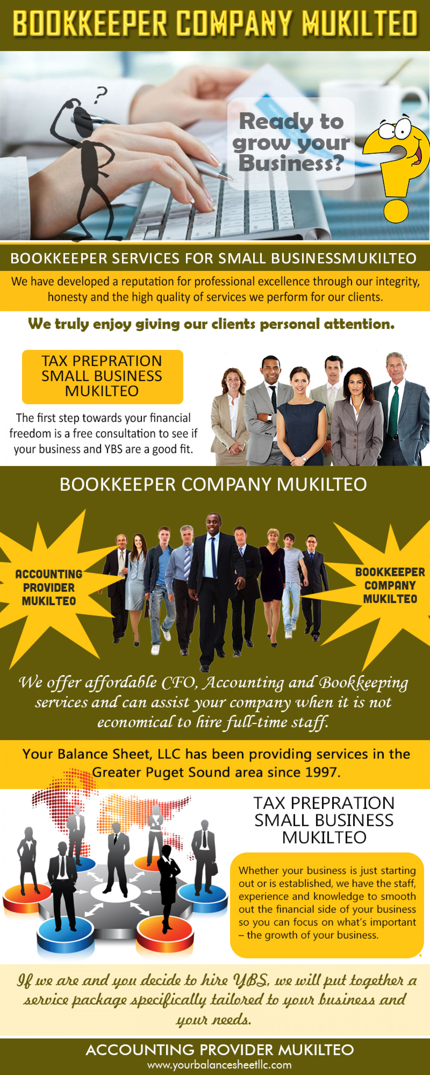 tax preparation small business mukilteo Infographic