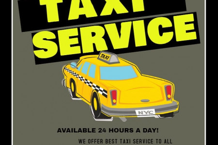 Taxi Services in Chandigarh  Infographic