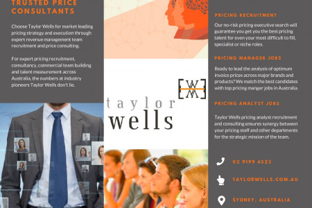 Taylor Wells Brochure Infographic