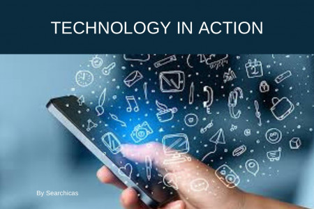 Technology in Action Infographic