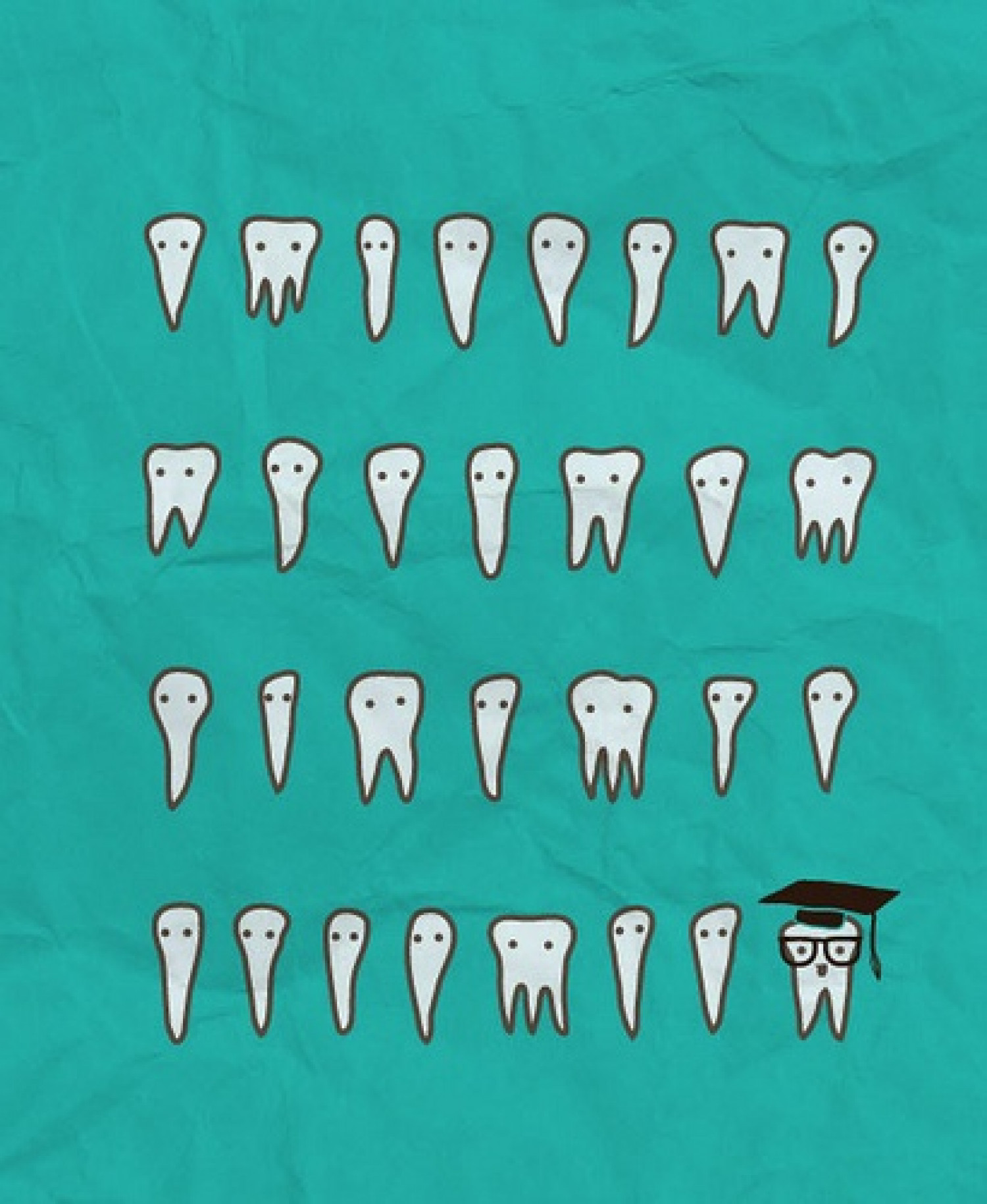 Teeth For All Occassions Infographic