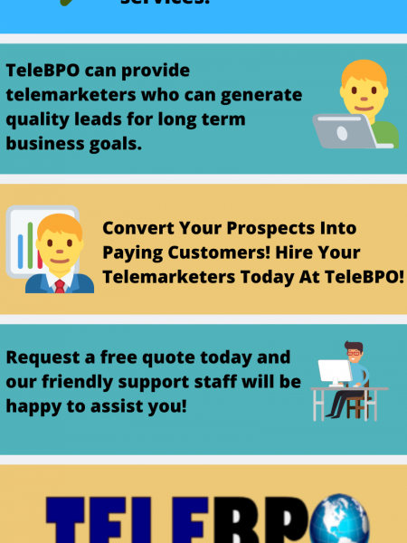 TeleBPO - The Best BPO Company hat employees would want to work for! Infographic
