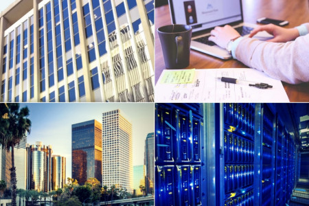 Telehouse offering Los Angeles Colocation Services Infographic