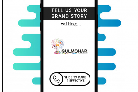 Tell Your Brand  Story Infographic