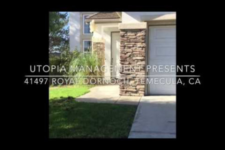 Temecula Property Management Company for rent - 41497 Royal Dornoch Infographic