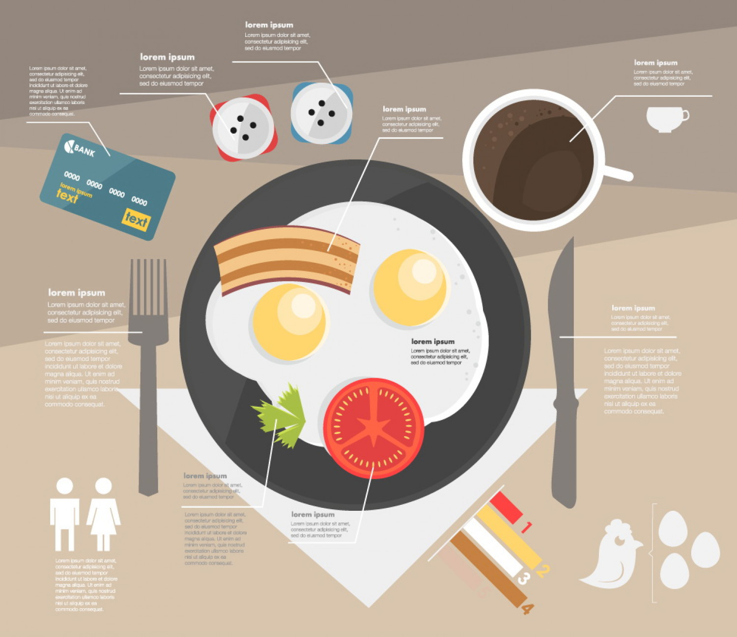 Free Breakfast Menu Design