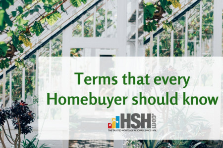 Terms that every homebuyer should know Infographic