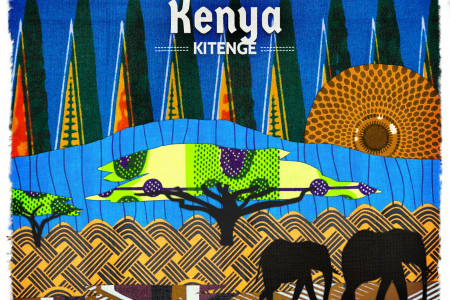 Textile World: Kenya Infographic