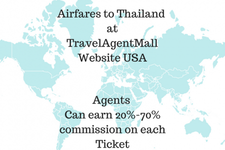 Thailand Airfare Actual Fare $669 Round Trip and Get 20% to 70% Off Infographic