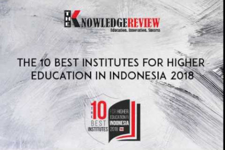 The 10 Best Institutes for Higher Education in Indonesia 2018 Infographic