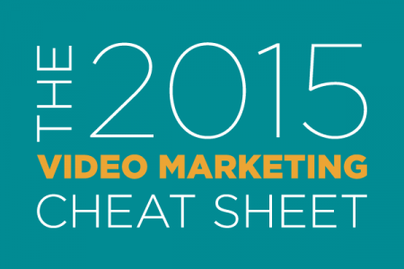 The 2015 Video Marketing Cheat Sheet Infographic