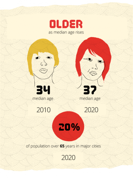 The 2020 Chinese Consumer Infographic