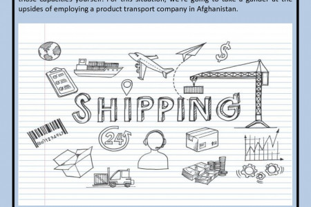 The 5 Main Advantages of Hiring a Goods Transport Company Infographic