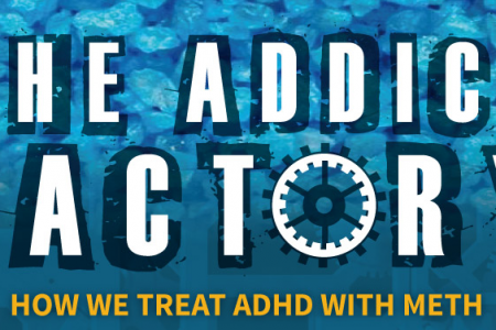 The Addict Factory Infographic