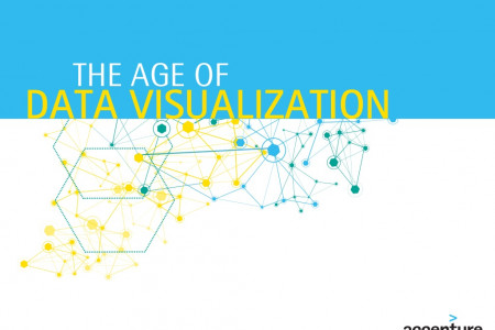 The Age of Data Visualization Infographic
