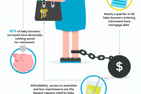 The Anatomy of a Baby Boomer Renter Infographic