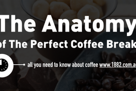 The Anatomy of the Perfect Coffee Break Infographic