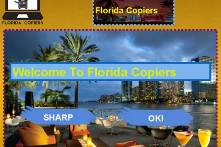 The Award-Winning products-Florida Copiers Infographic