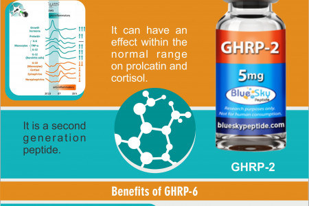 The Basic Guide to GHRP PEPTIDES Infographic