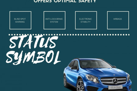 The Benefits of Buying a Mercedes Infographic