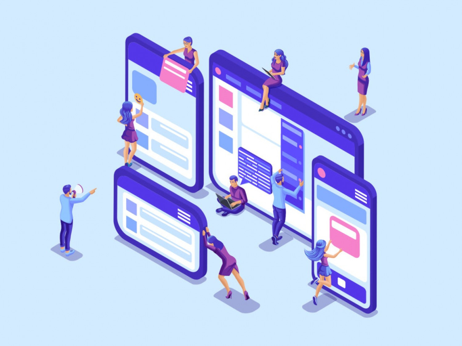 The Benefits Of Having A Good UI/UX For Business Websites Infographic