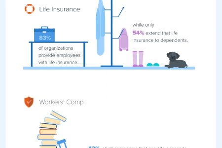 The Benefits That Make a Complete Compensation Package Infographic