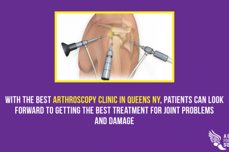 The Best Arthroscopy Clinic for Effective Join Repair Infographic