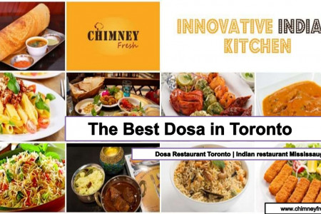 The best dosa in toronto Infographic