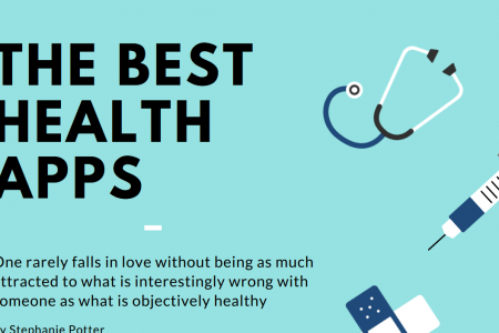The Best Health Apps Infographic