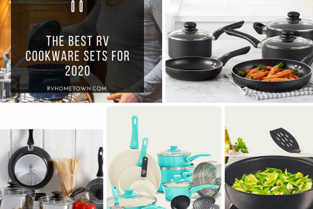 The Best RV Cookware Sets for 2020 Infographic