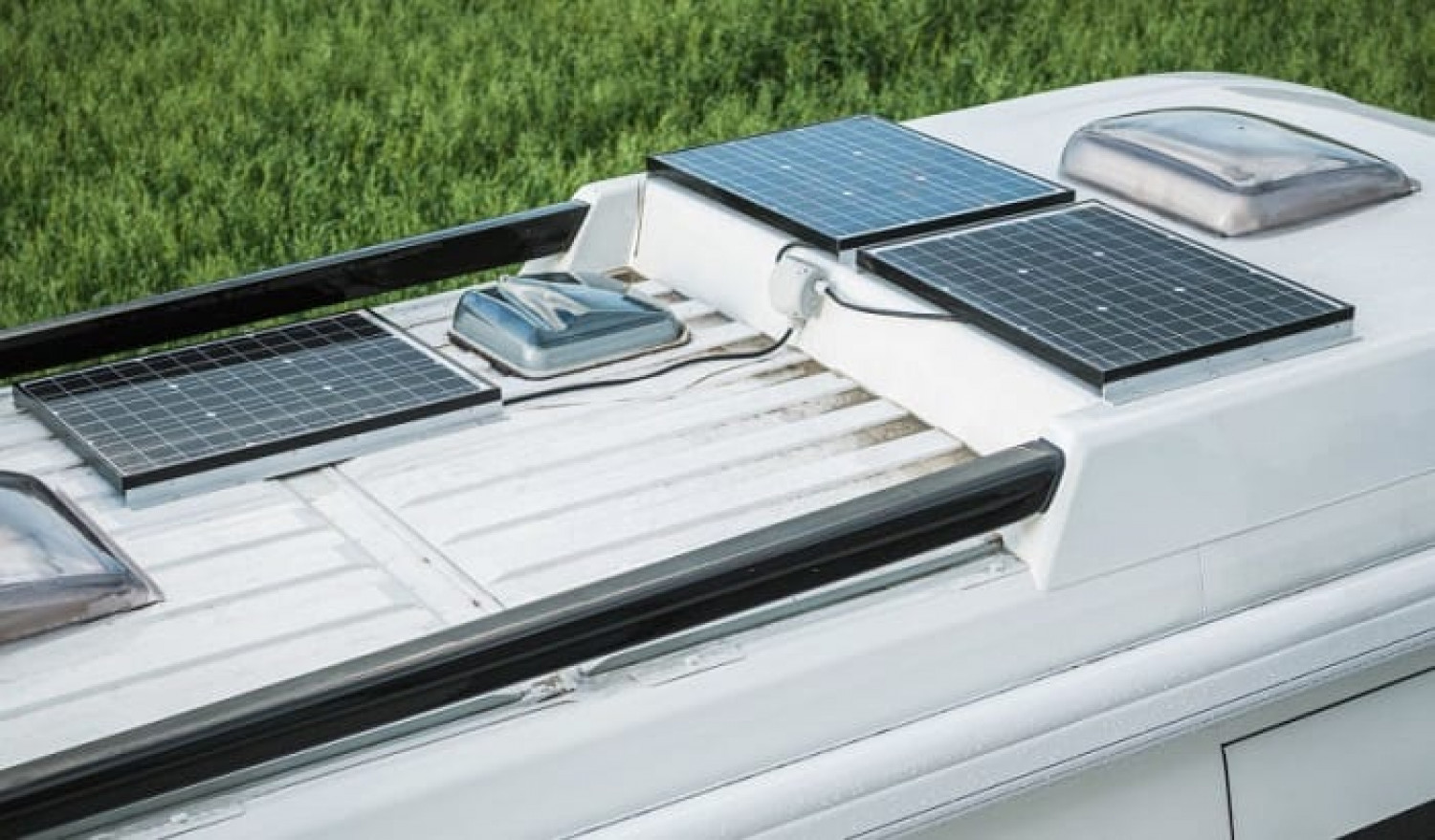 The Best RV Solar Panels for 2020 Infographic