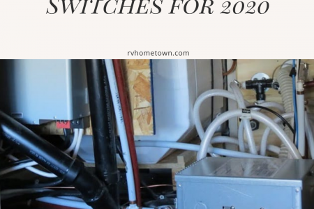 The Best RV Transfer Switches for 2020 Infographic