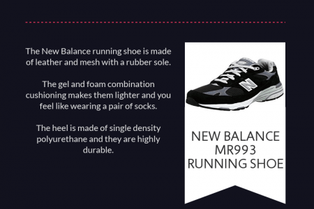 The Best Shoes For Treadmill Running Infographic