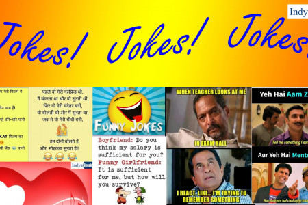 The Best Source Of Funny Jokes Infographic