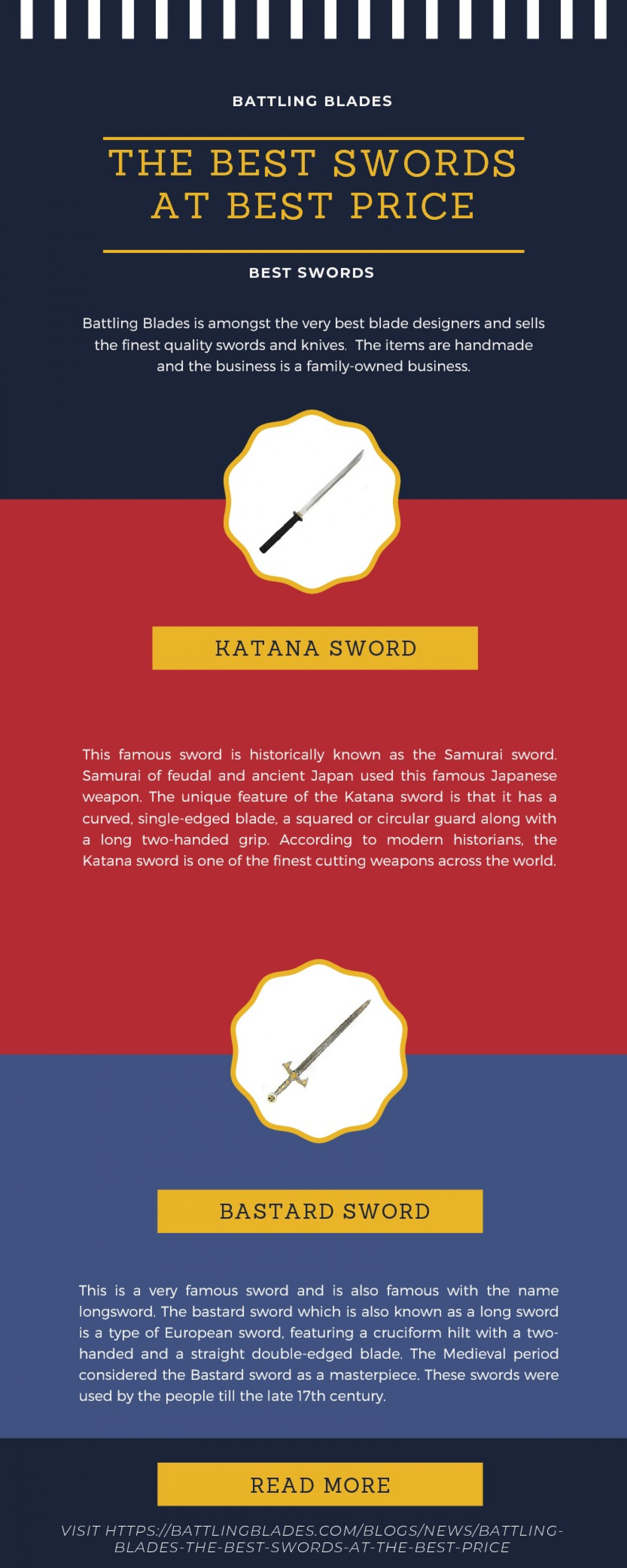 The Best Swords at the Best Price