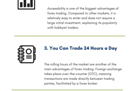 The Best Trading Education-  Forex Scalper  Infographic