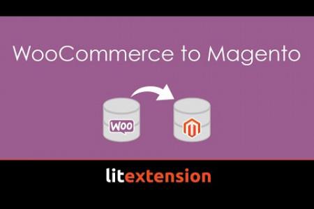 The best way to migrate from WooCommerce to Magento Infographic