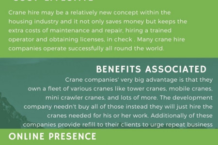 THE BEST WAY TO SELECTING SELF-ERECTING TOWER CRANE RENTAL SERVICES Infographic