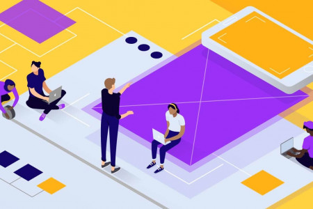The Biggest Web Design Trends 2021 Infographic