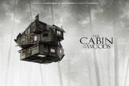 The Cabin in the Woods 2012 Infographic
