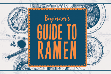 The Complete Guide to Ramen Infographic