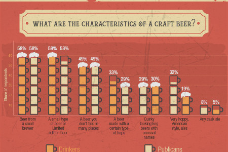 The Craft Beer Revolution Infographic