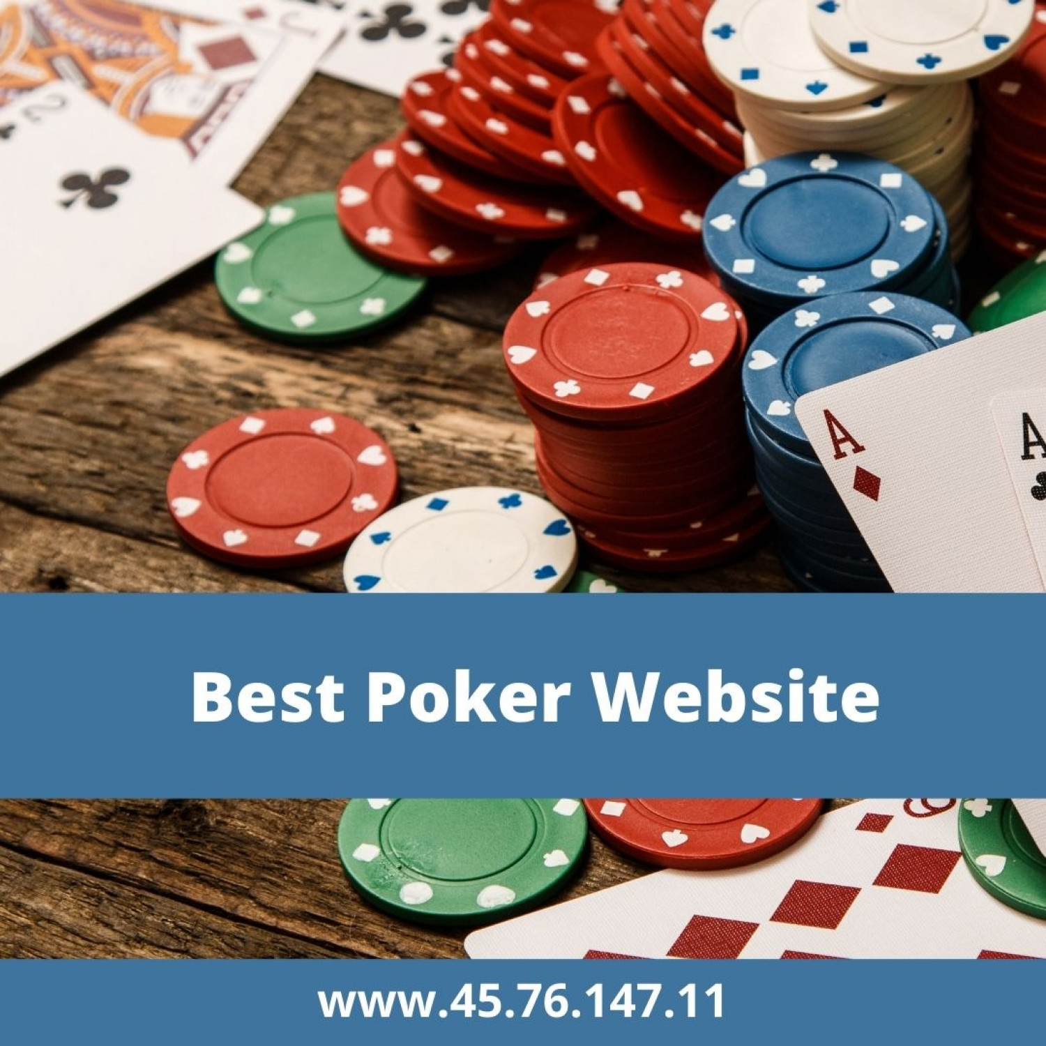 The Differences Between Internet Poker to Casino Poker Infographic