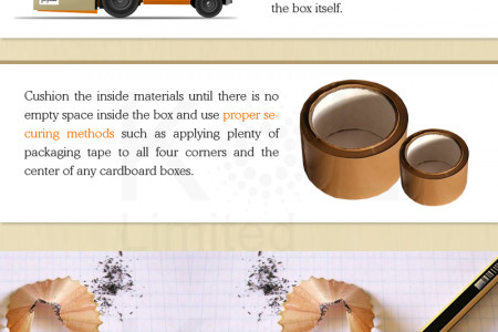 The Do's And Don'ts Of Cardboard Packaging Infographic